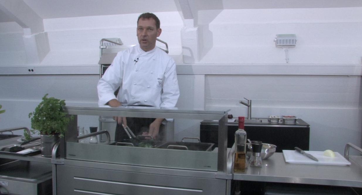 Industriefilm Küche